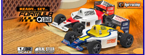 Modelsport UK HPI Formula Q32