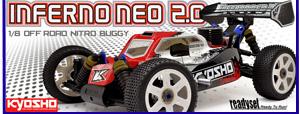 Modelsport UK Kyosho Inferno Neo 2.0 Readyset