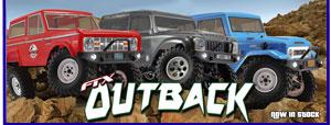 Modelsport UK FTX Outback