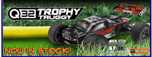 Modelsport UK HPI Q32 1/32 Trophy Truggy RTR