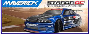 Modelsport UK Maverick Strada DC