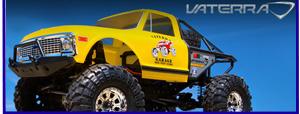 Modelsport UK Vaterra 1:10 Ascender 4WD RTR