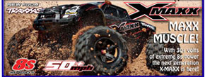 Modelsport UK Traxxas X-MAXX Brushless iD RTR 77076