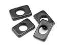 Image Of HPI Steering Nut 3mm (4pcs)