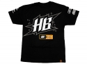Image Of Hot Bodies HPI-hb Race T-shirt (black/adult X-large)