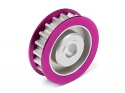 Image Of Hot Bodies Aluminum Center Pulley 20t