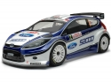 Image Of Kyosho DRX VE 2.4Ghz Ford Fiesta S2000