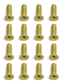 Image Of Associated Screws FH 8-32 X 1/2