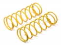 Image Of Hot Bodies Big Bore Shock Spring (yellow/68mm/68gf/2pcs)