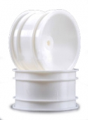 "Image Of Associated One-Piece Rear Wheel 2.175"" B2 (2) White"