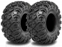 Image Of Axial Racing 2.2 Rock Lizards Tires - Special Compound (1pr) - Discontinued