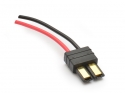 Image Of Modelsport UK Traxxas Male Connector w/ Wires