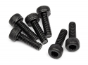 HPI Cap Head Screw M3 X 10mm (6pcs)