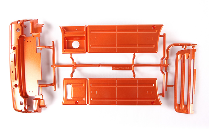Tamiya H Body Parts for Scania 0004519