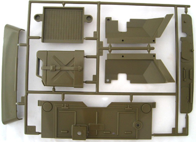 Tamiya Wild Willy 2 H-Parts 0005749