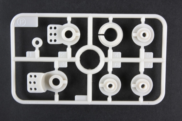 Image Of Tamiya P Parts - Servo Horn