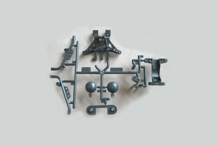 Tamiya L Parts (L1-L8) For 56701 (Gb-01 Tamtech Buggy) 115360