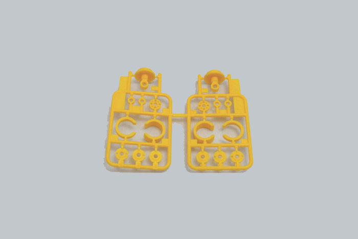 Tamiya T Parts(2Pcs) For 58418 (Boomerang) 225019