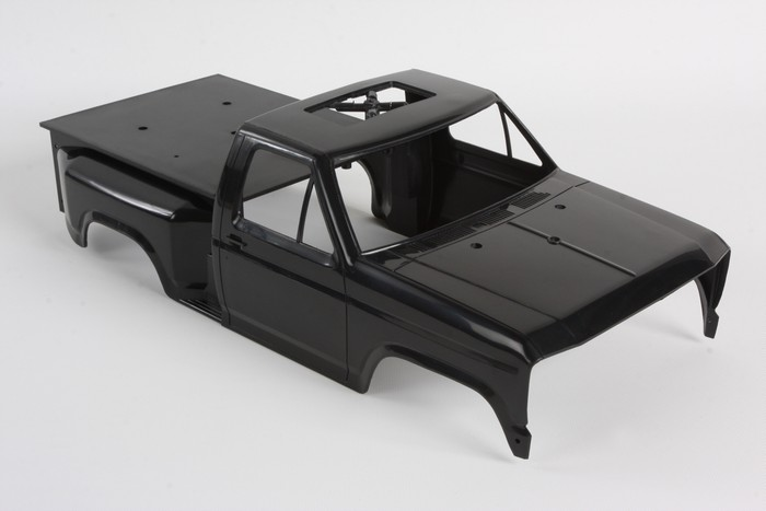 Tamiya Body For 58498 (Blackfoot Iii) 335128