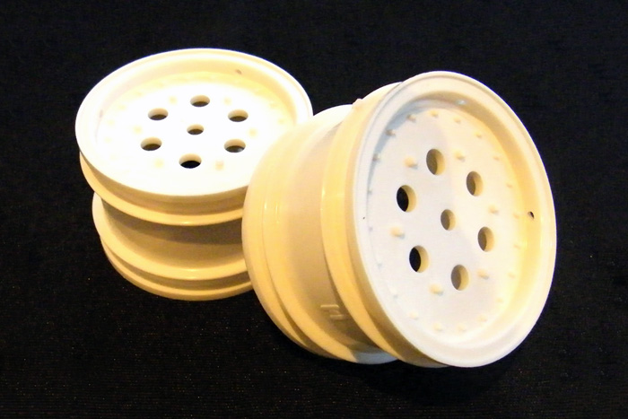Tamiya Rear Wheels(2) For 58047 555068