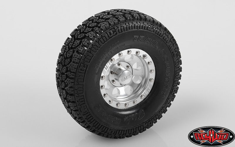 RC4WD ZT0132 Dick Cepek Trail Country 1.7 Scale Tires 