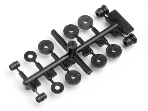 HPI Shock Piston And Ball Set 100328