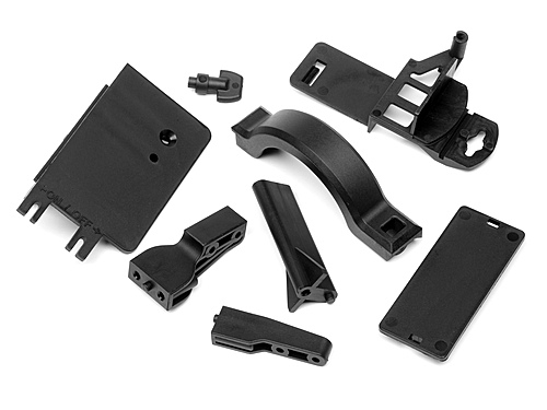 HPI Battery Box Mount/cover Set 100909