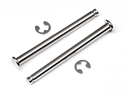 HPI Front Outer Pins Of Lower Suspension 101021