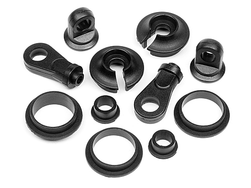 HPI Shock Top & End Set 101106