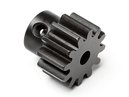 HPI Pinion Gear 12 Tooth (1m / 3mm Shaft) 101287
