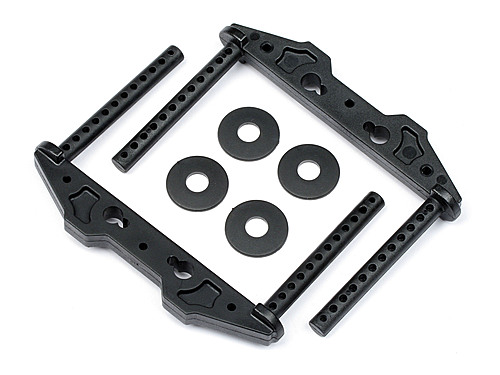 HPI Body Mount Set 101293