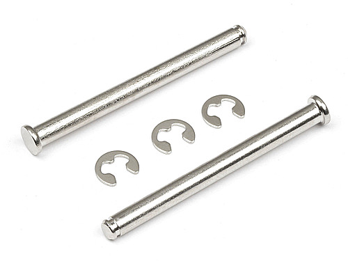 HPI 3*35.3mm Rear Outer Suspension Shaft (2pcs) 101303
