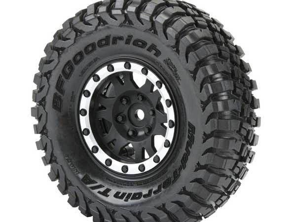 Bf Goodrich Truck Tires >> Pro Line Class 1 Bfgoodrich Mud Terrain T A Km3 Blue Label Predator Rock Terrain Truck Tyres Pl10152 14