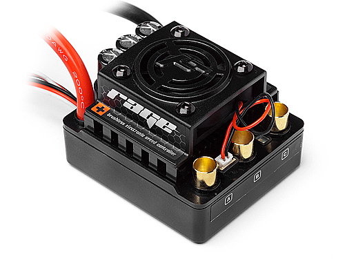 HPI Flux Rage 1:8th Scale 80amp Brushless Esc 101712