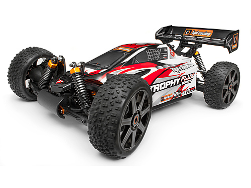 HPI Trimmed And Painted Trophy Buggy Flux Rtr Body 101806