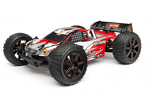 HPI Trimmed And Painted Trophy Truggy Flux 2.4ghz Rtr Body 101808