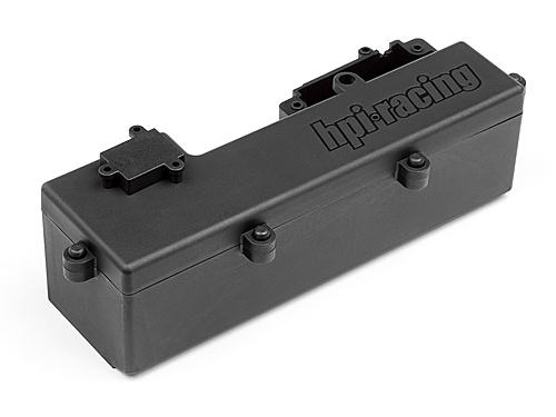 HPI Bullet Flux Battery And Receiver Box Plastic Parts 101828