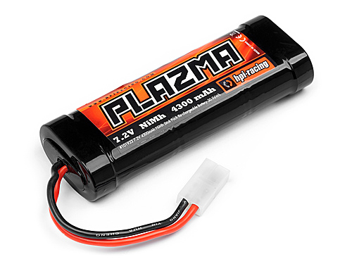 HPI Plazma 7.2v 4300mah Nimh Stick Pack Re-chargeable Battery 101933