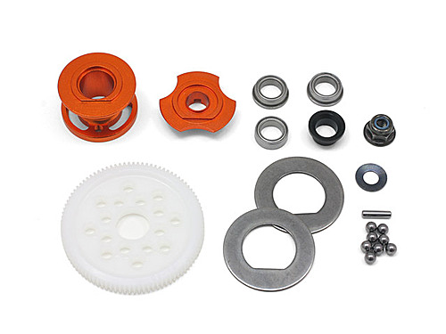 HPI Ball Differential Set (95 Tooth/64 Pitch) 102878