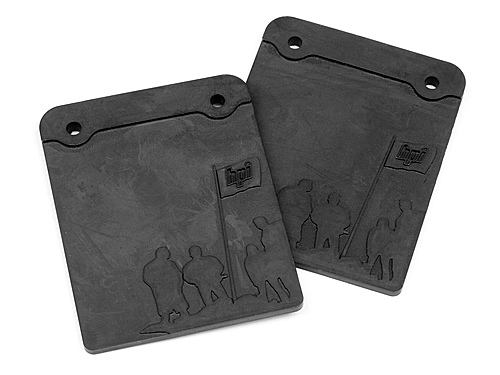 HPI Mud Flap Set (2pcs) 103370