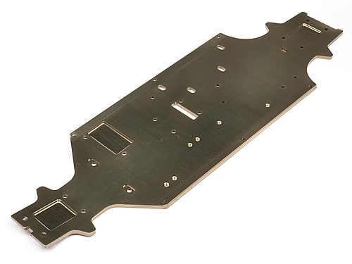 HPI Main Chassis 4.0mm (7075s) 103662