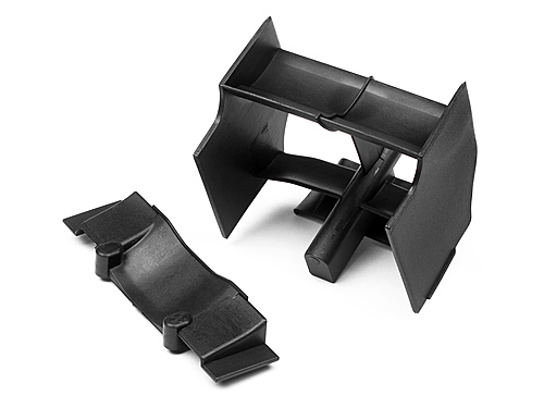 HPI Formula Ten Rear Wing And Diffuser Set (type C) 104203