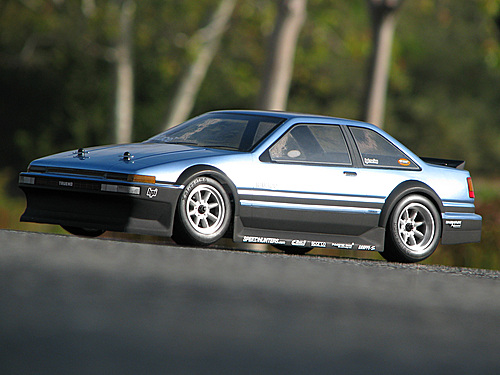 Hpi Toyota Sprinter Trueno Coupe Ae86 190mm 105017