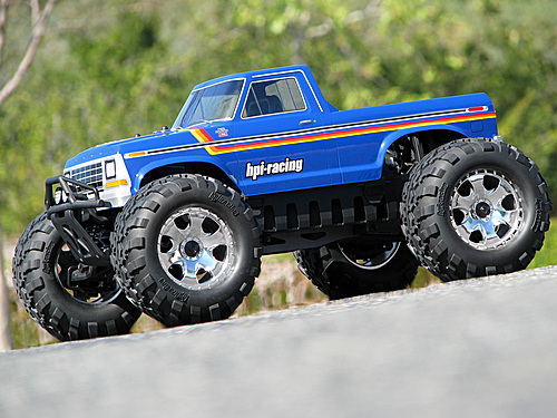 HPI 1979 Ford F-150 Body 105127
