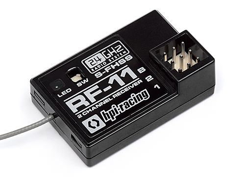 Image Of HPI Rf-11 Receiver (2.4ghz/2ch)