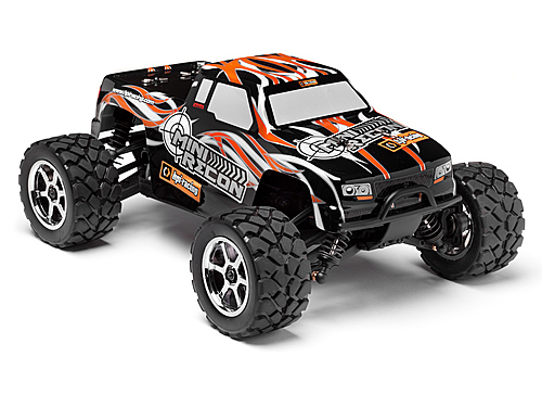 HPI Squad One Precut Painted And Decaled Body (recon) 105526