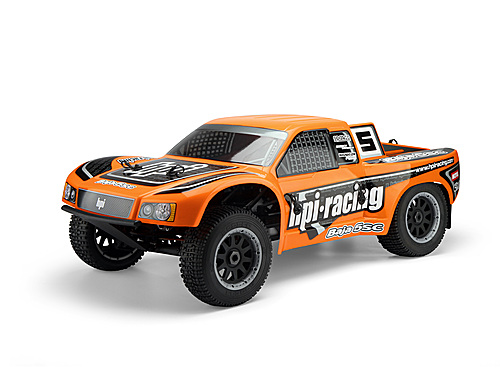 HPI Baja 5sc-1 Truck Clear Body (trimmed) 104865