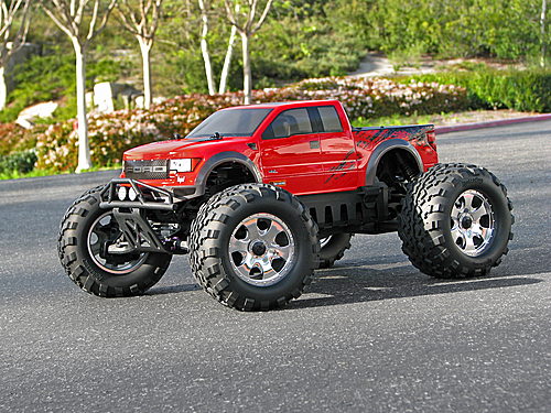 HPI Ford F-150 Svt Raptor Body 106562
