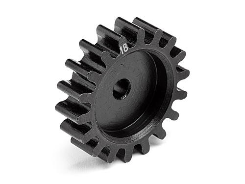 HPI Thin Pinion Gear 18 Tooth 106607