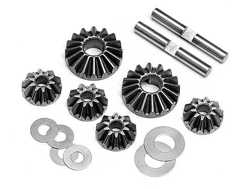 HPI Gear Diff Bevel Gear Set 10t/16t 106717
